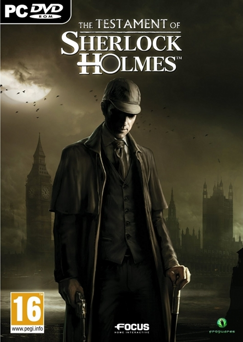 The Testament of Sherlock Holmes Wiki - Gamewise