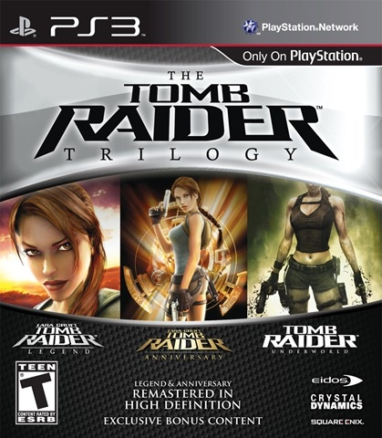 The Tomb Raider Trilogy [Gamewise]