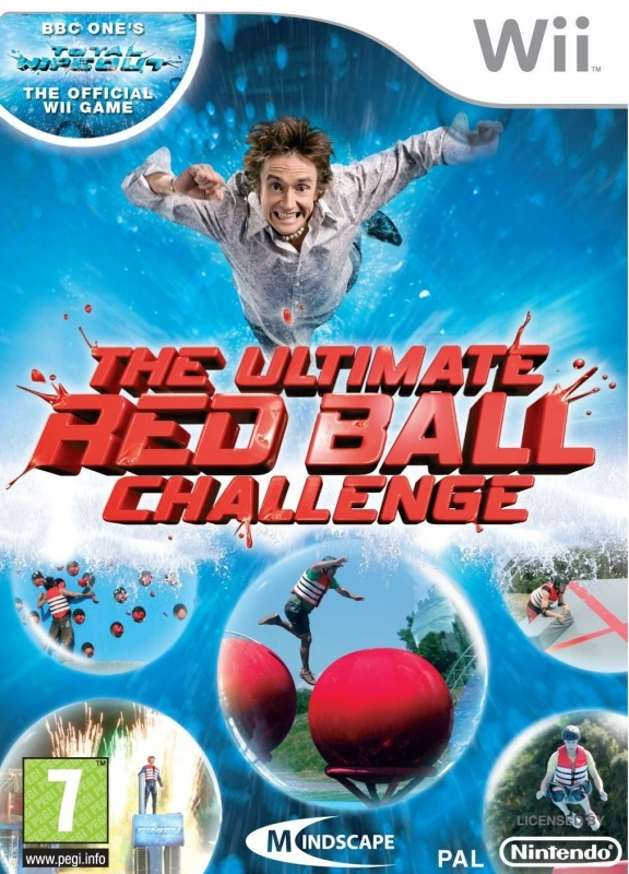 The Ultimate Red Ball Challenge [Gamewise]
