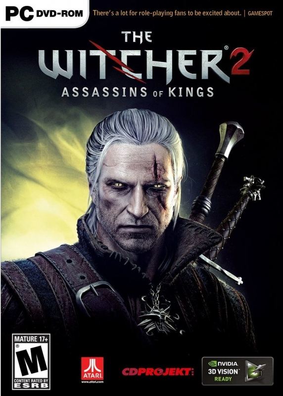 The Witcher 2: Assassins of Kings [Gamewise]