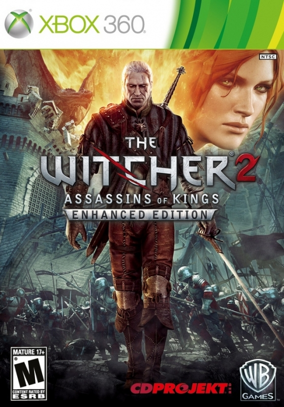 The Witcher 2: Assassins of Kings on X360 - Gamewise