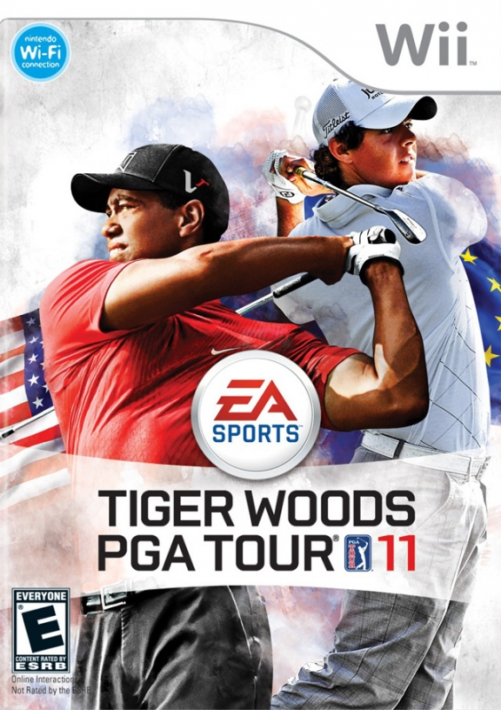 Tiger Woods PGA Tour 11 on Wii - Gamewise