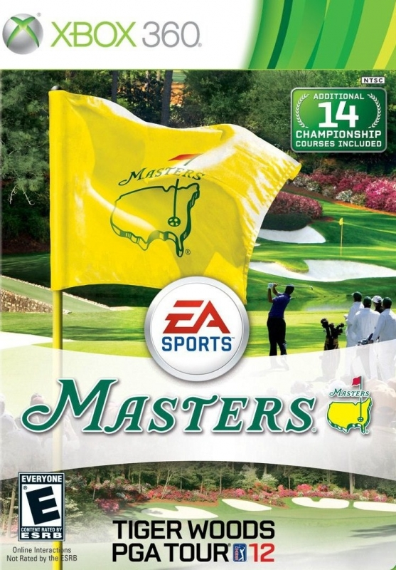 Tiger Woods PGA Tour 12: The Masters on X360 - Gamewise