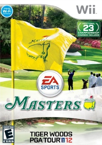 Tiger Woods PGA Tour 12: The Masters on Wii - Gamewise