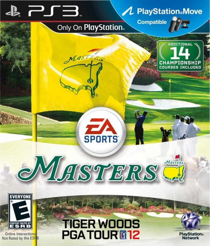 Tiger Woods PGA Tour 12: The Masters on PS3 - Gamewise