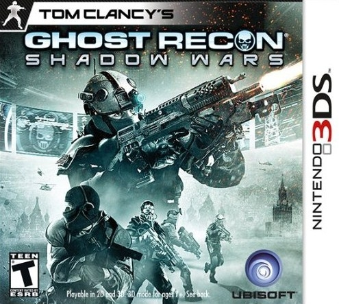 Tom Clancy's Ghost Recon: Shadow Wars on 3DS - Gamewise