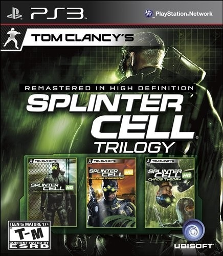 Tom Clancy's Splinter Cell Trilogy | Gamewise