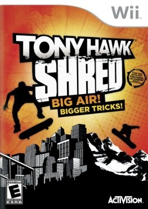 Tony Hawk: Shred on Wii - Gamewise