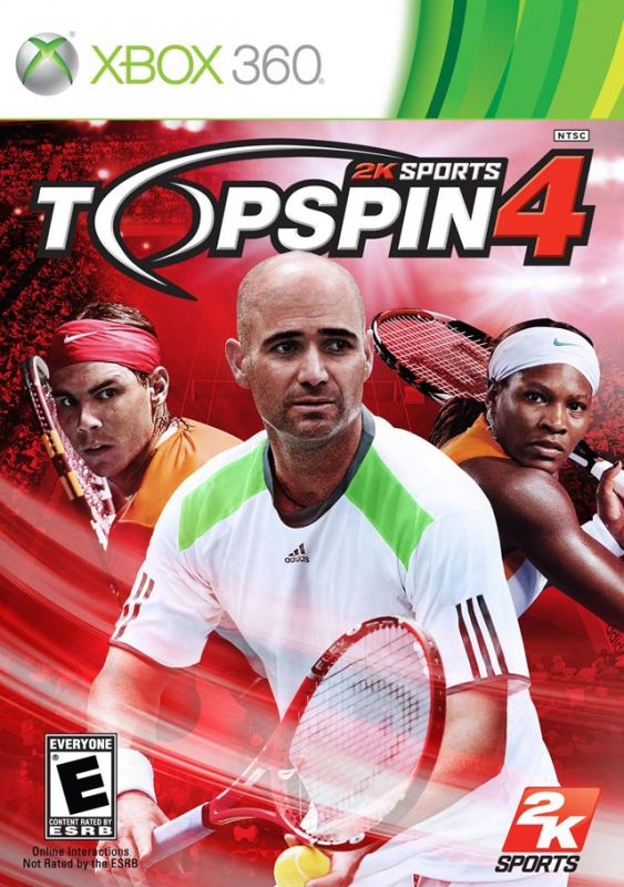 Gamewise Top Spin 4 Wiki Guide, Walkthrough and Cheats
