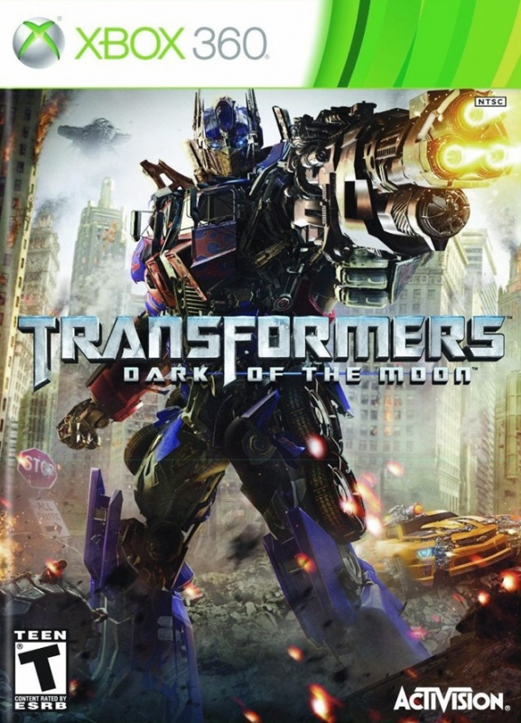 Transformers: Dark of the Moon on X360 - Gamewise
