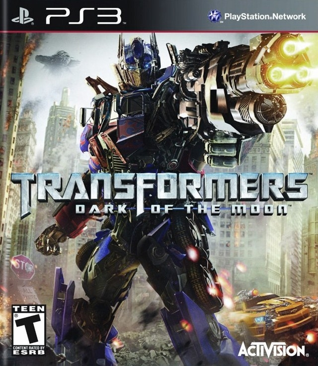 Transformers: Dark of the Moon Wiki - Gamewise