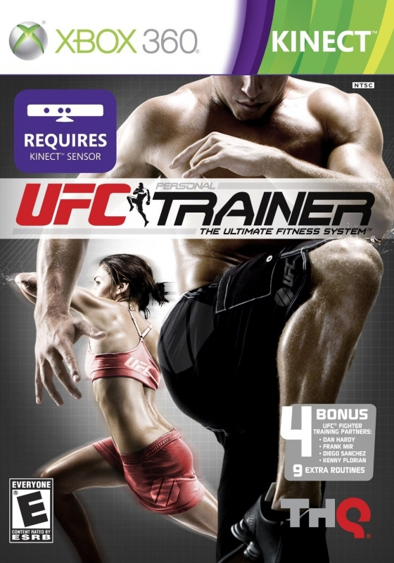 Gamewise UFC Personal Trainer: The Ultimate Fitness System Wiki Guide, Walkthrough and Cheats