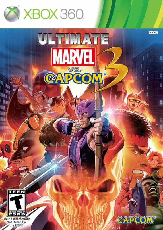 Ultimate Marvel vs. Capcom 3 for X360 Walkthrough, FAQs and Guide on Gamewise.co