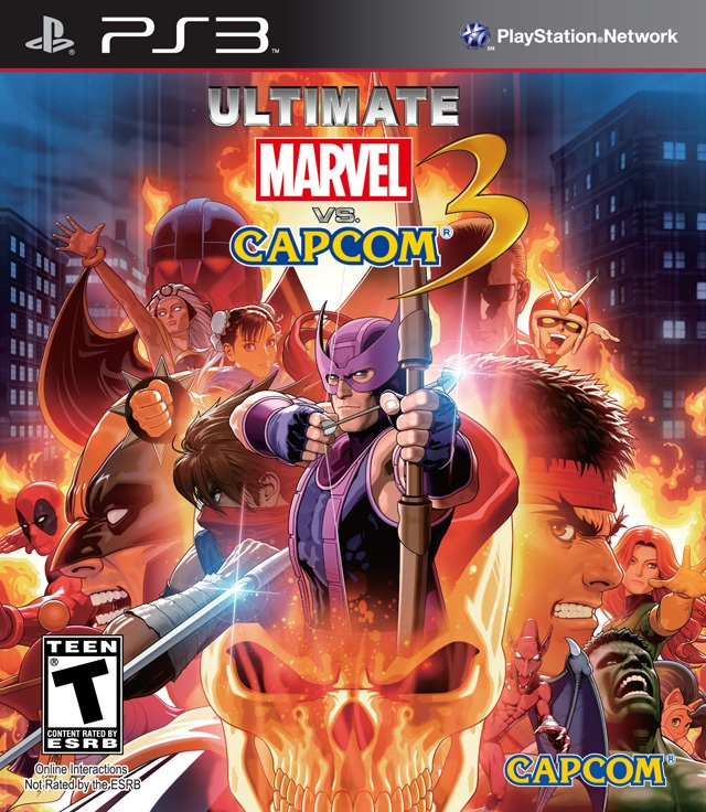 Ultimate Marvel vs. Capcom 3 for PS3 Walkthrough, FAQs and Guide on Gamewise.co