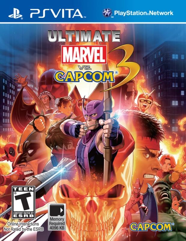 Ultimate Marvel vs. Capcom 3 Wiki on Gamewise.co