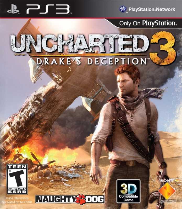 Uncharted 3: Drake's Deception on PS3 - Gamewise