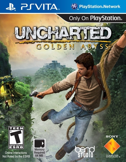 Uncharted: Golden Abyss | Gamewise
