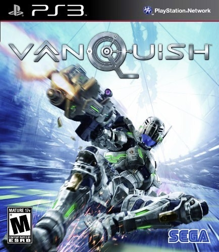 Vanquish for PS3 Walkthrough, FAQs and Guide on Gamewise.co