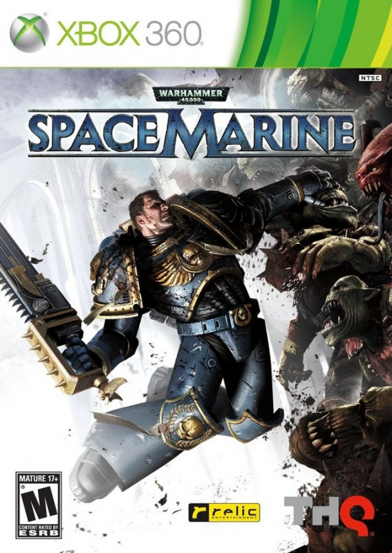 Warhammer 40,000: Space Marine on X360 - Gamewise