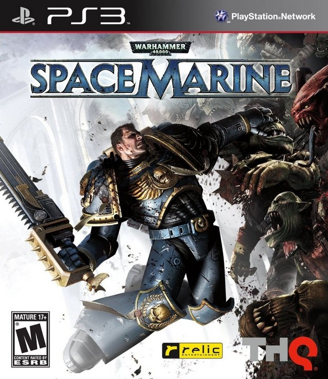 Warhammer 40,000: Space Marine for PS3 Walkthrough, FAQs and Guide on Gamewise.co