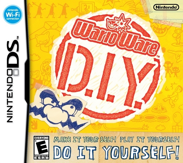 WarioWare D.I.Y. on DS - Gamewise
