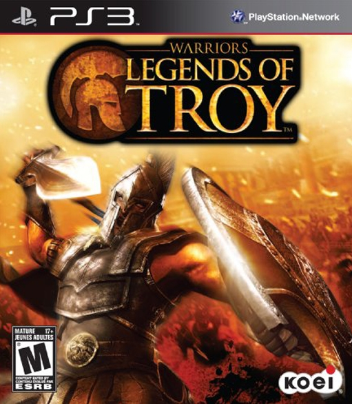 Warriors: Legends of Troy [Gamewise]