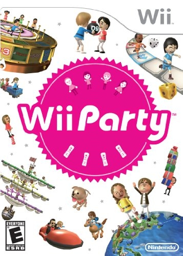 Wii Party on Wii - Gamewise