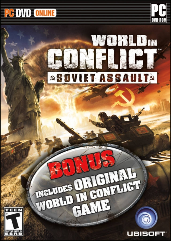 World in Conflict: Complete Edition [Gamewise]