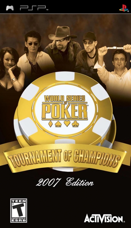 Gamewise World Series of Poker: Tournament of Champions 2007 Edition Wiki Guide, Walkthrough and Cheats