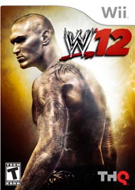 WWE '12 on Wii - Gamewise