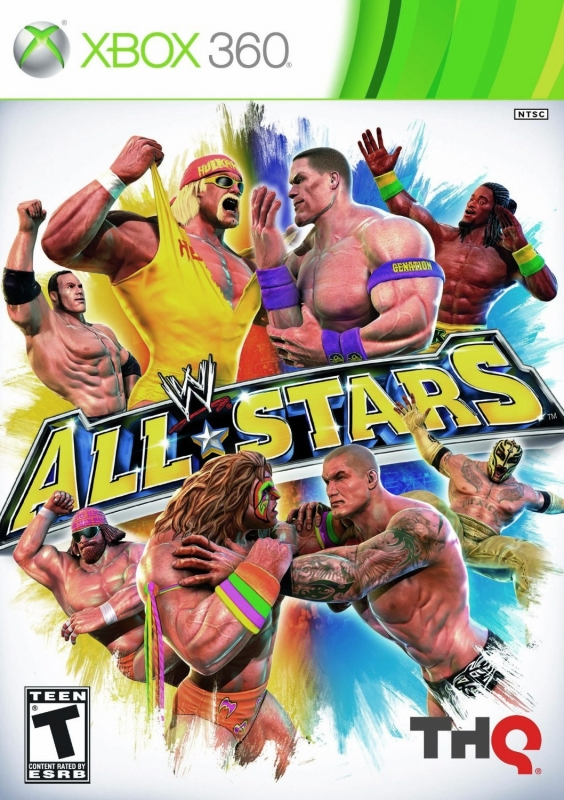 WWE All Stars on X360 - Gamewise