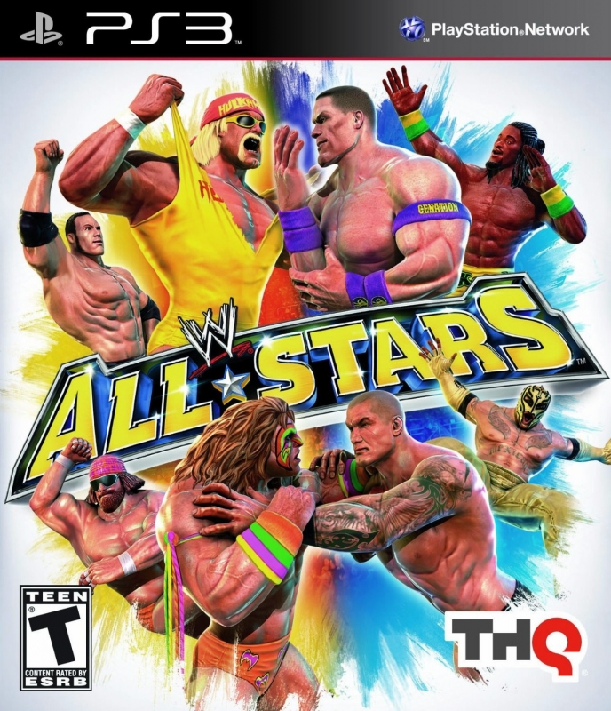 WWE All Stars on PS3 - Gamewise
