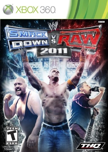 WWE SmackDown vs. Raw 2011 on X360 - Gamewise