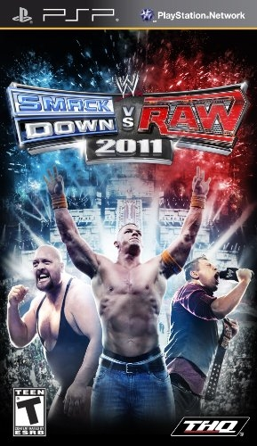 WWE SmackDown vs. Raw 2011 on PSP - Gamewise