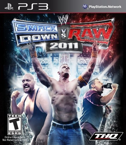 WWE SmackDown vs. Raw 2011 [Gamewise]