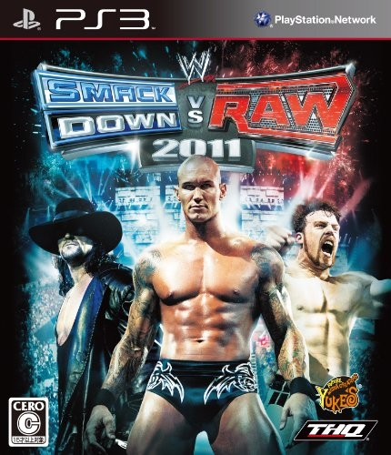WWE SmackDown vs. Raw 2011 Wiki on Gamewise.co