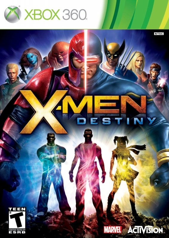 X-Men: Destiny for X360 Walkthrough, FAQs and Guide on Gamewise.co