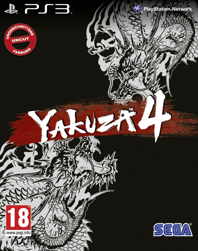 Yakuza 4 for PlayStation 3 - Sales, Wiki, Release Dates, Review
