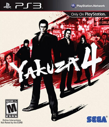Yakuza 4 | Gamewise