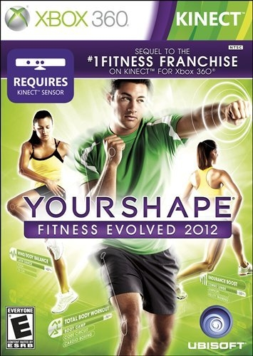 Your Shape: Fitness Evolved 2012 on X360 - Gamewise