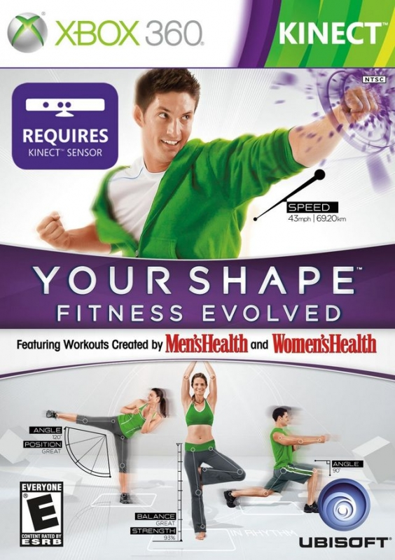 Your Shape: Fitness Evolved Wiki - Gamewise
