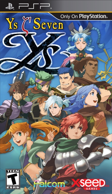 Ys Seven | Gamewise