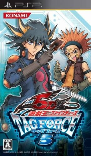 Yu-Gi-Oh! 5D's Tag Force 5 for PSP Walkthrough, FAQs and Guide on Gamewise.co