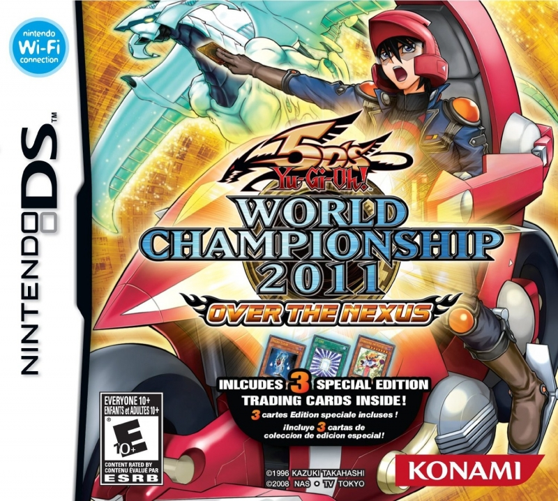 Yu-Gi-Oh! 5D's World Championship 2011: Over the Nexus Wiki - Gamewise