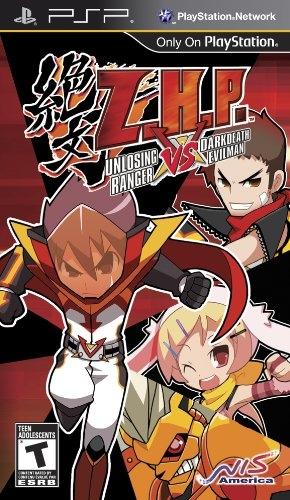 Z.H.P. Unlosing Ranger vs Darkdeath Evilman [Gamewise]