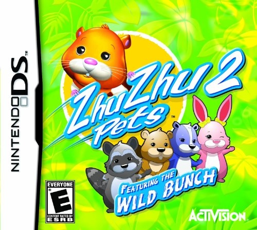 ZhuZhu Pets 2: Featuring The Wild Bunch for DS Walkthrough, FAQs and Guide on Gamewise.co