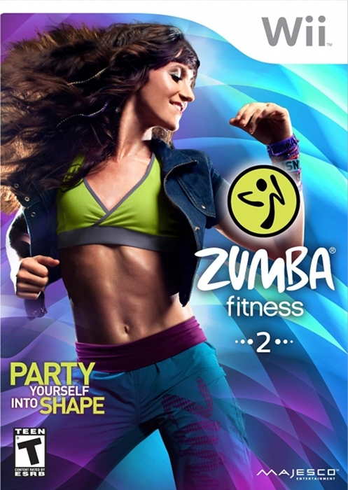 Zumba Fitness 2 on Wii - Gamewise