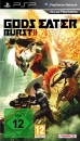 Gods Eater Burst on PSP - Gamewise