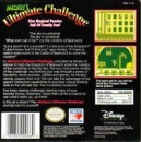 Mickey's Ultimate Challenge boxart