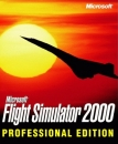 Microsoft Flight Simulator 2000 Professional Edition